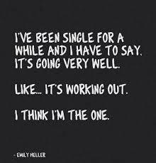 twelve reasons i m not sad to be single the single woman