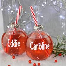 personalised christmas ornaments online australia personalised