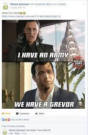 Playstation 4 Meme - the gta 5 we have a trevor screenshot very funny meme