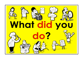 past tense verbs present tense verbs english speaking practice