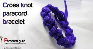 cross knot bracelet images Cross knot paracord bracelet paracord guild jpg