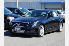 2013 ats cadillac review used 2013 cadillac ats for sale pricing features edmunds