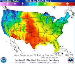Colorado Weather Map by Heat Wave Bakes The West And High Plains Moves East Climate Central