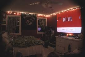 bedroom room decor ideas pinterest bedrooms room ideas and room bedroom with projector awesome idea for watching netflix
