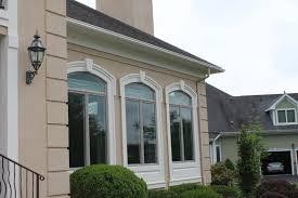 Stucco Decorative Moldings Exterior Window Trim Ideas For Stucco U2013 Day Dreaming And Decor