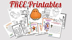 free printable kids activities coloring pages worksheets