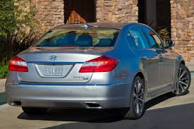 how much does hyundai genesis cost used 2013 hyundai genesis for sale pricing features edmunds