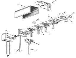 Graber Vertical Blinds Vertical Blind Parts Blindparts Com