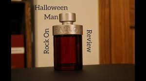halloween fragrance halloween man rock on fragrance cologne review youtube