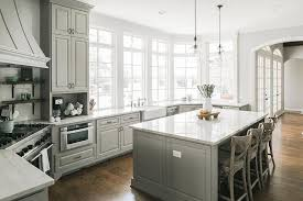 light gray walls light gray walls with gray cabinets cottage kitchen sherwin
