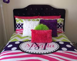 Kid Bedspreads And Comforters Personalized Bedding Etsy