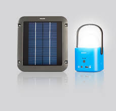 solar powered led luminaires from philips can brighten the homes download hi res image