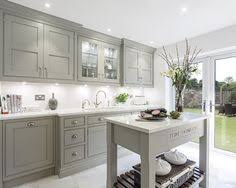 Grey Shaker Kitchen Cabinets Planning A Dream Kitchen Painted Cupboards White Subway Tiles