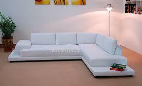canap cuir blanc canapé d angle cuir stanley blanc canapé contemporain d angle