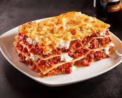 recette de cuisine en photo recette lasagnes à la bolognaise facile rapide