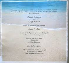 wedding invitations new zealand message in a bottle wedding invitation for new zealand
