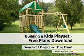 kids playset hot4cad com jpg