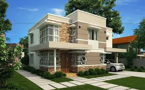 Stunning  Images Modern Houses Plans And Designs House Plans - Modern homes designs