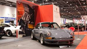 paul walker porsche model warren creative paul stephens the london classic car show