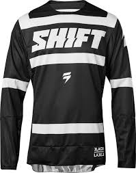 thor motocross gear nz 2018 shift black label strike jersey mx motocross off road atv