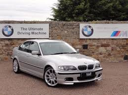 bmw e46 325i m sport saloon manual 04 reg 50k miles 2 owners