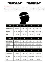 youth motocross helmet size chart kinetic crux black silver helmet fly racing motocross mtb