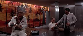 jack daniel u0027s tennessee whiskey in scarface 1983 movie scenes