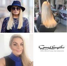 great lengths hair extensions review great lengths hair extensions what to expect style me