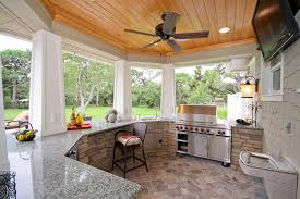 kitchen backyard design stunning 20 outdoor kitchens and grilling