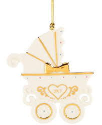 lenox 2015 baby s 1st rocking ornament for