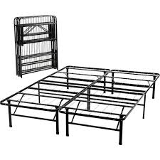 Foldable Twin Bed Bedding Bed Frames Foldable Frame Twin Pragma Adjustable Wall