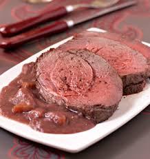 cuisine de a à z noel rôti de biche sauce grand veneur les meilleures recettes de