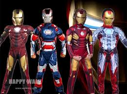 Iron Man Halloween Costume Popular Avengers Halloween Costume Buy Cheap Avengers Halloween