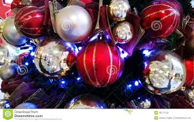 white blue ornaments stock photo image 39171122