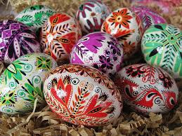 pysanky dyes ukrainian easter egg decorating kit gift set complete with pysanky