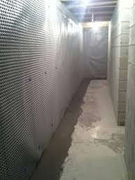 Interior Basement Wall Waterproofing Membrane Rcc Waterproofing Internal Repairs