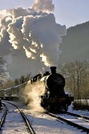 5 magical polar express train rides in the us japan photo snow