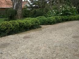eco outdoor eggshell pebbles laid insitu as driveway paving eco