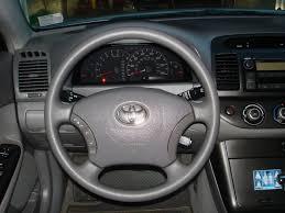 2005 Camry Interior Toyota Camry 2005 Interior