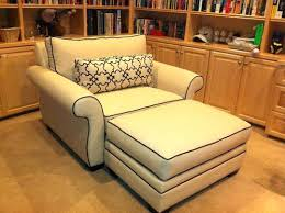 Most Confortable Chair Ottoman Most Comfortable Chair And A Half With Ottoman Blue
