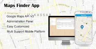 free finder app buzzgfx codecanyon mobile maps finder app free