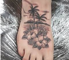 30 superb palm tree designs and meaning hawaiian tattoos