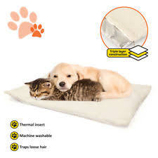 Self Warming Pet Bed Dog Crate Pad Ebay