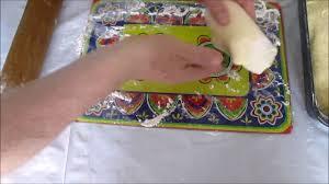 Blandito Preparación Del Pan Blandito Youtube
