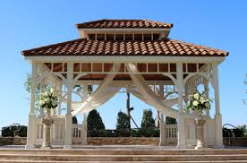 Lighted Music Gazebo by Crosby Wedding Venues Reviews For Venues