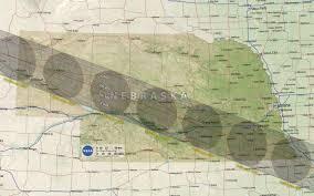 South Dakota Time Zone Map by Eclipse 2017 South Dakota Sw Minnesota And Nw Iowa Keloland Tv