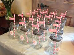 jar baby shower ideas jar glasses for elephant baby shower personal projects