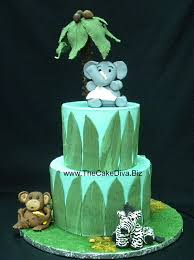 jungle baby shower cakes baby shower cakes custom minneapolis wedding cakes