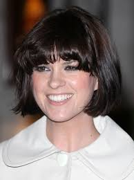 lob hairstyles with bangs bob hairstyles celebrity short haircuts trends popular haircuts