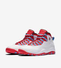 Chicaho Flag Air Jordan 10 Retro U0027chicago U0027 Release Date Nike U2060 Snkrs
